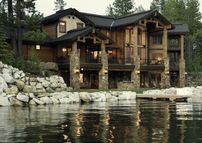 Lakeside Living Exterior