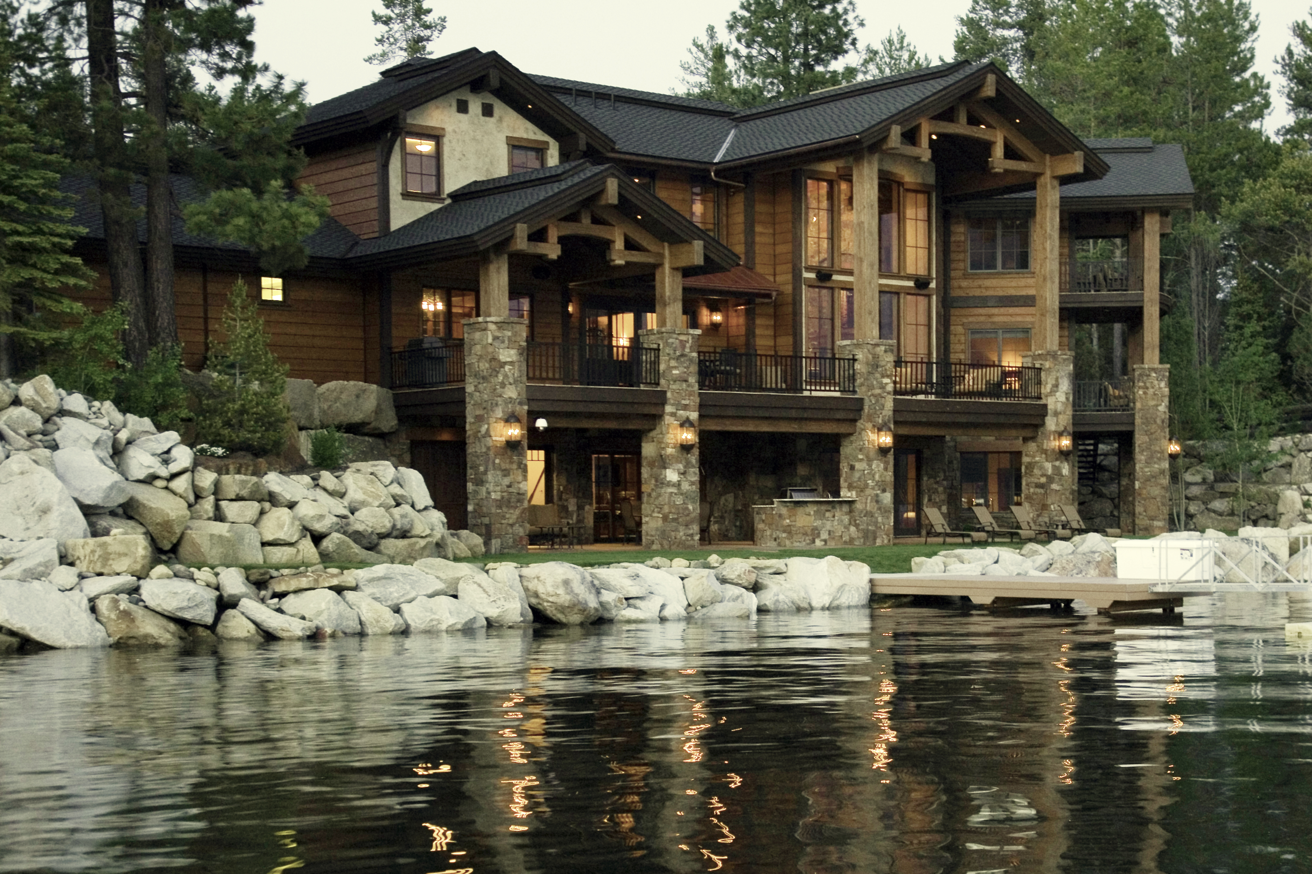Lakeside Living | Interior Expressions