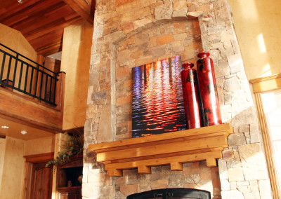 Lakeside Living Fireplace
