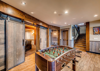 Whitewater Falls Game Room